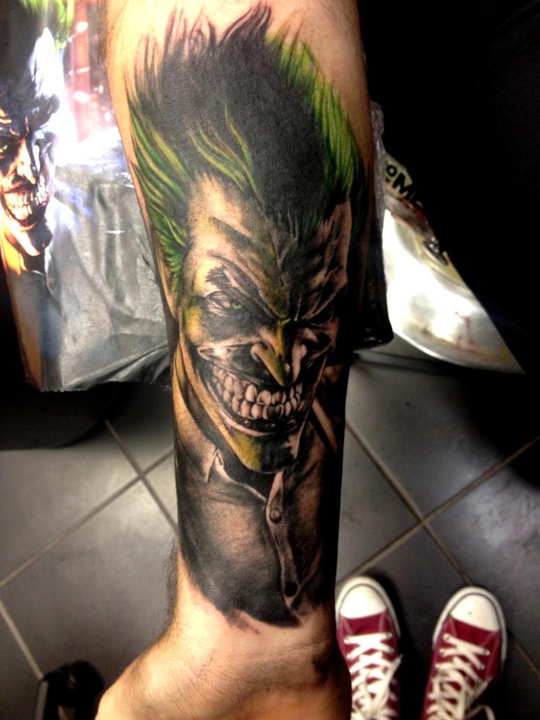 Joker by kayleytatts