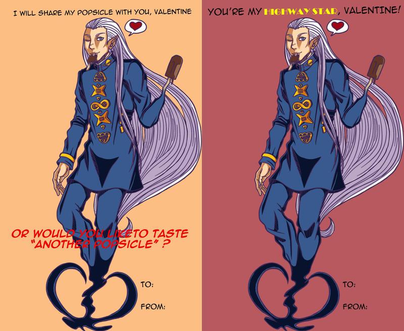 Mikitaka Valentine's Card by UmiMizuno
