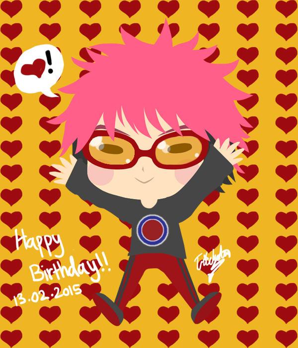 Happy Belated 51st Birthday by UmiMizuno