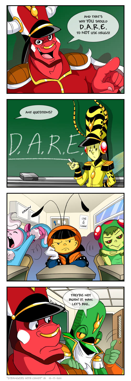 d.a.r.e. p1 of 3 by thweatted