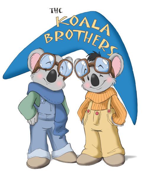 Call the Koala Brothers by thweatted on DeviantArt
