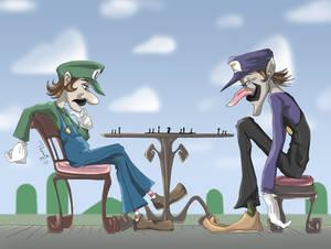 Luigi's Rival