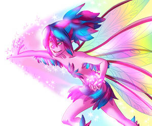 Ay, Me Rainbow Magic