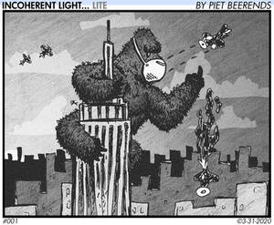 INCOHERENT LIGHT LITE 001