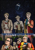 Five(ish) Doctors Tribute by Weaselon