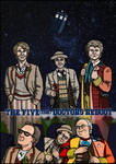 Five(ish) Doctors Tribute