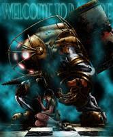 Bioshock by Snake101