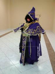 Hyrule Warriors: Wizro cosplay