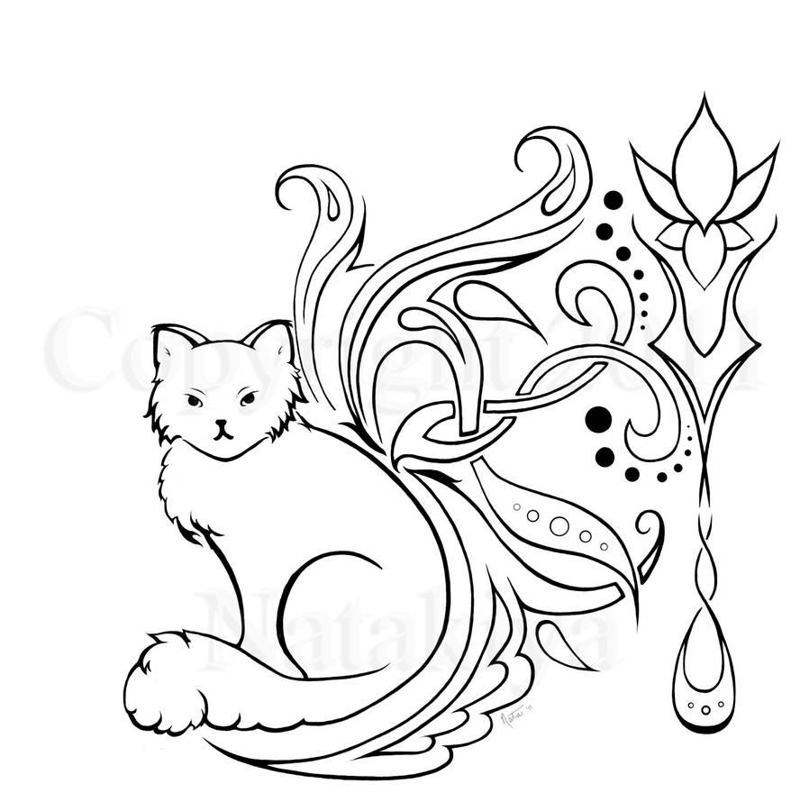 Cat Sidhe 3 by Natakiya on DeviantArt