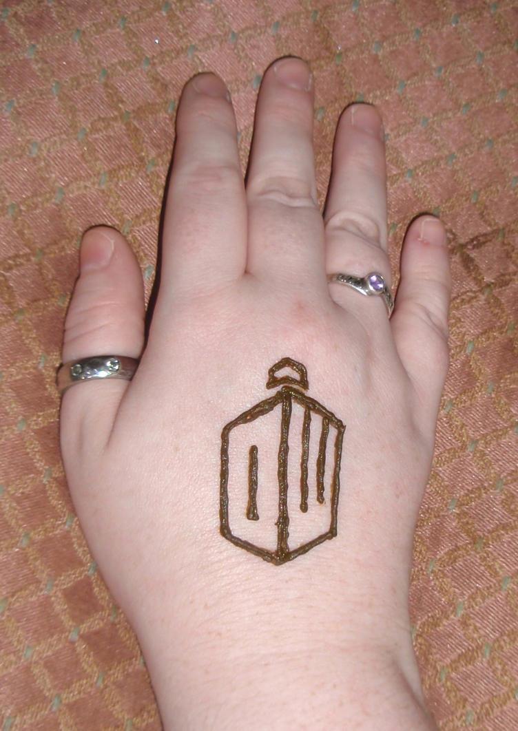 Mehndi For Doctors : Doctor who henna by natakiya on deviantart