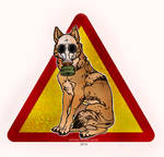Chernobyl Wolves