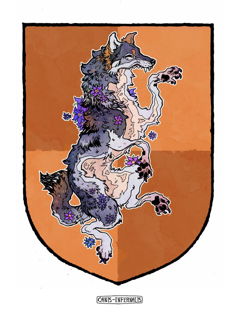 Semper Ferox by Canis-Infernalis