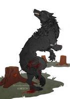 Big bad junker 2 by Canis-Infernalis