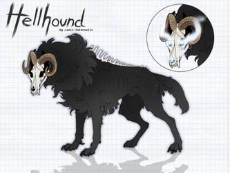 Design- Hellhound