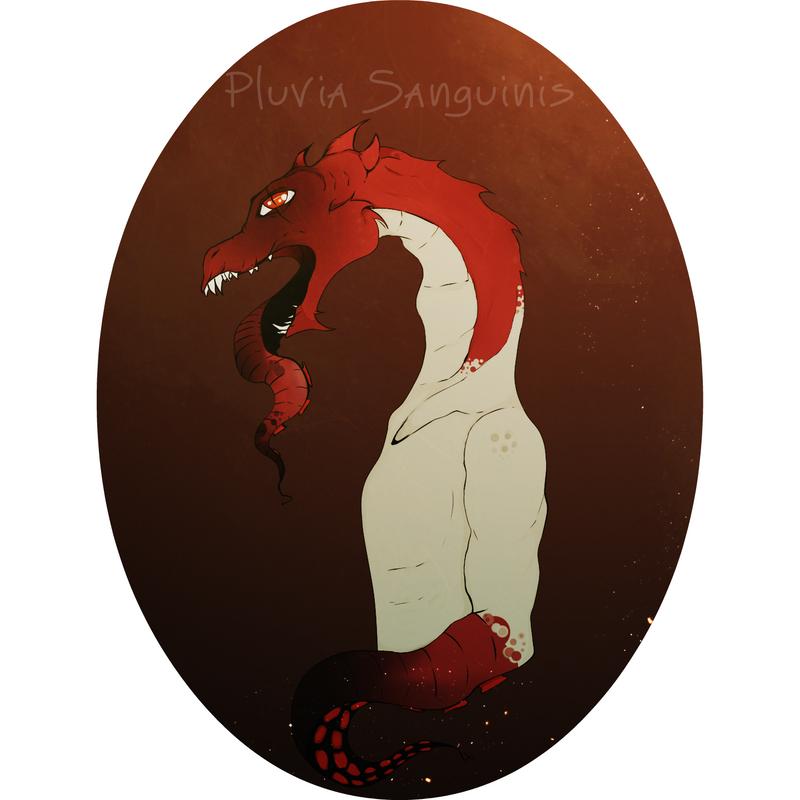 Dragon by PluviaSanguinis
