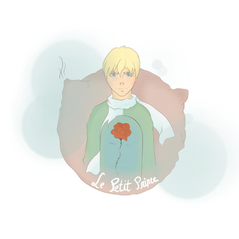 Le Petit Prince by PluviaSanguinis