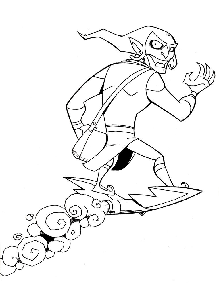 Katy Perry Coloring Pages Coloring Pages Foto Green Goblin Coloring