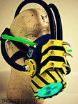 Chemical Plant cybernetic gas mask