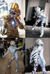 The Soul Bender Demonic Light up full costume