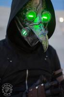 The Eternal Plague - Cybermancer version by TwoHornsUnited