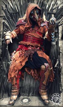 Dr. Cipherous - Arcane steampunk plague doctor