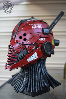 The Nexialist MkII Scout class helmet (98% done)