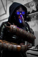 Suren - The Plague doctor by TwoHornsUnited