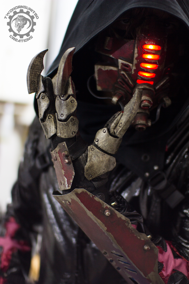 armour artwork claws dark - photo #6