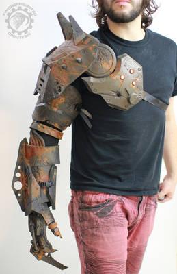 wasteland reaper cyborg arm