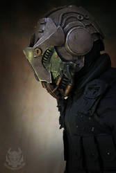 The Interceptor helmet
