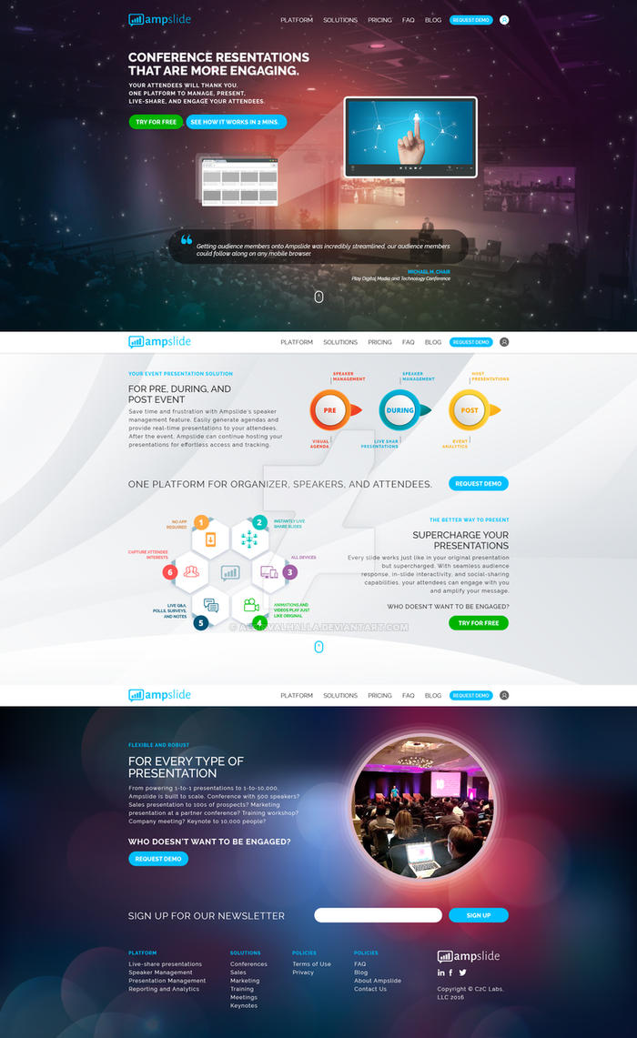 Web project by AesirValhalla