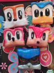 Sonic Magnet Set