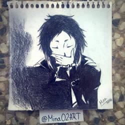 Aku by Mina002