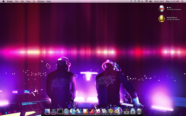 Daft Punk by MasterC88