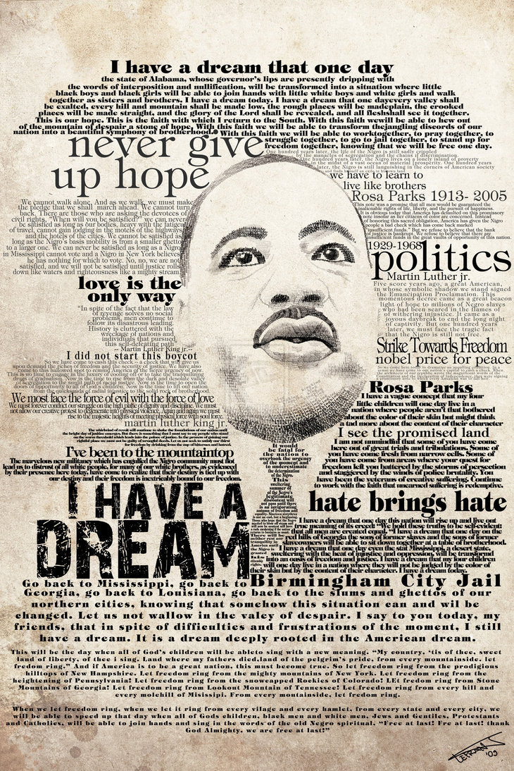 martin luther king i have dream by afaqalijr on deviantart rh afaqalijr deviantart com Martin Luther King Jr. Day Clip Art Martin Luther King Jr Clip Art Silhouette
