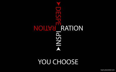 Choice by nayiny