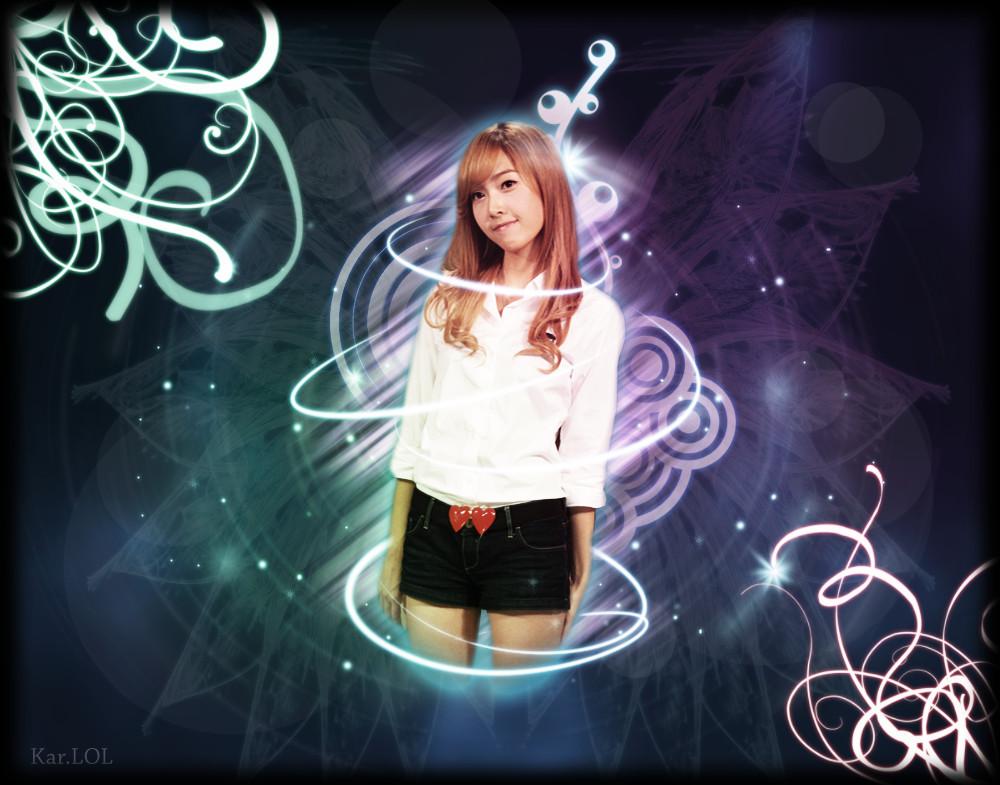 [PICS] Jessica Wallpaper Collection     SNSD___Jessica_Jung_Wallpaper_by_Kar_LOL