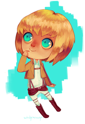 Armin by windycarnage