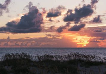 Sunrise at Tybee Island by SilentDistractions