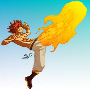 Fire Dragon's Claw!
