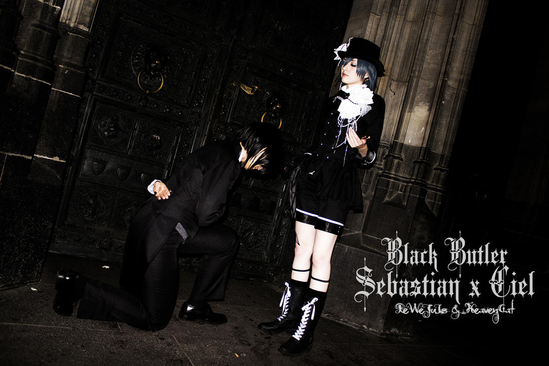 Black Butler: Preview! by HeavenCatTheRealOne