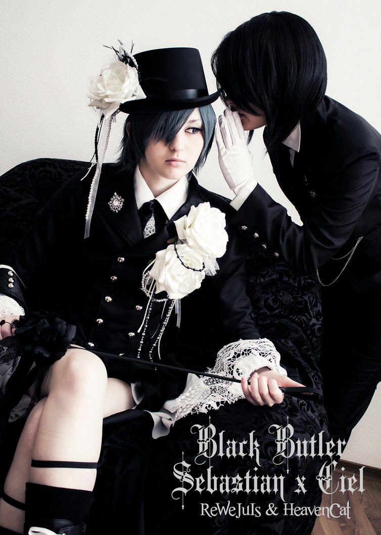 Black Butler: Listen to me by HeavenCatTheRealOne