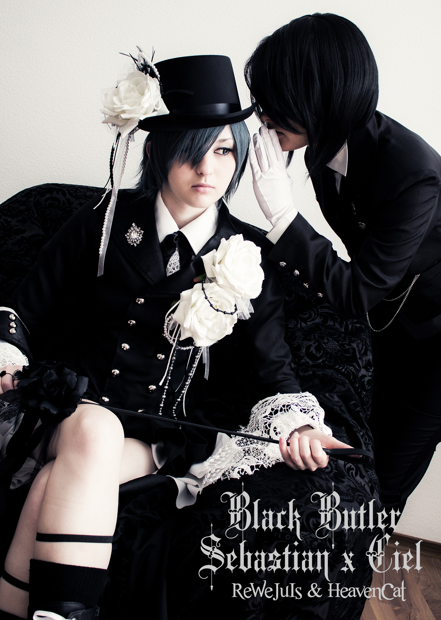 Black Butler: Listen to me by HeavenCatTheRealOne