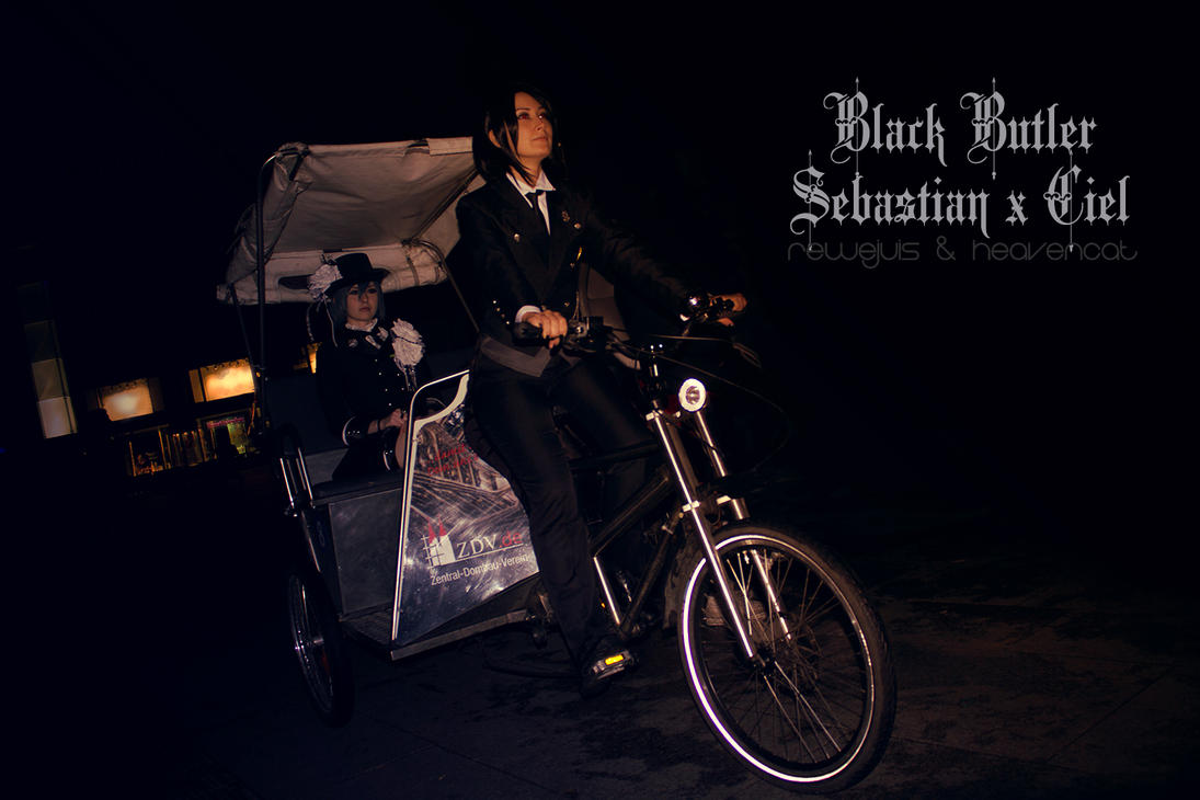 Black Butler: Drive me home! by HeavenCatTheRealOne