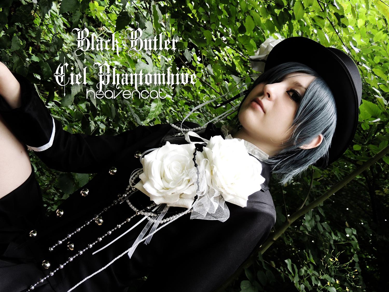 Black Butler: Ciel allein im Wald by HeavenCatTheRealOne