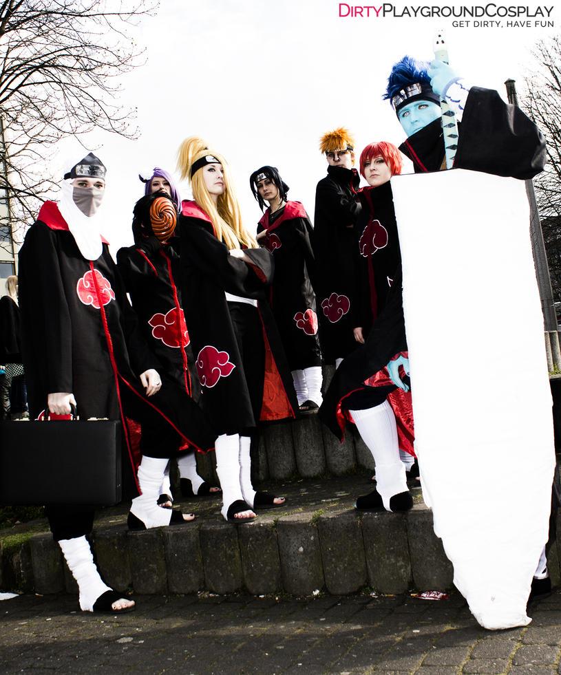 Akatsuki: Evil Organisation by HeavenCatTheRealOne