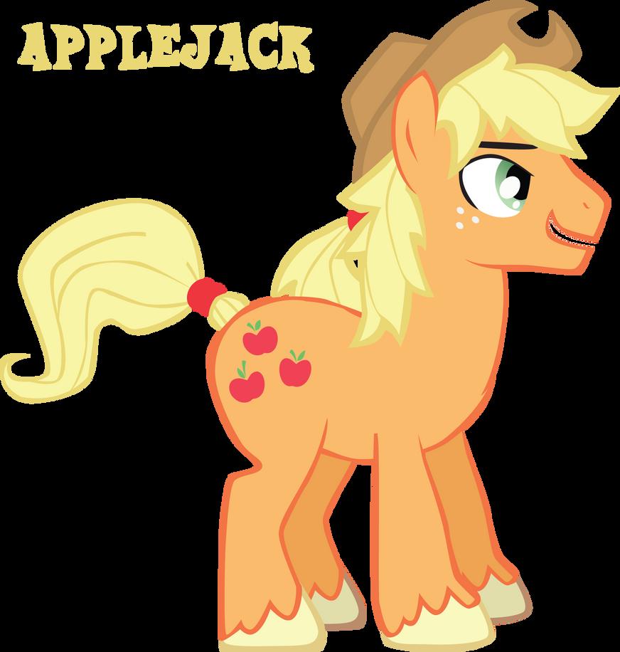 Profile Applejack 2 By Trotsworth On Deviantart