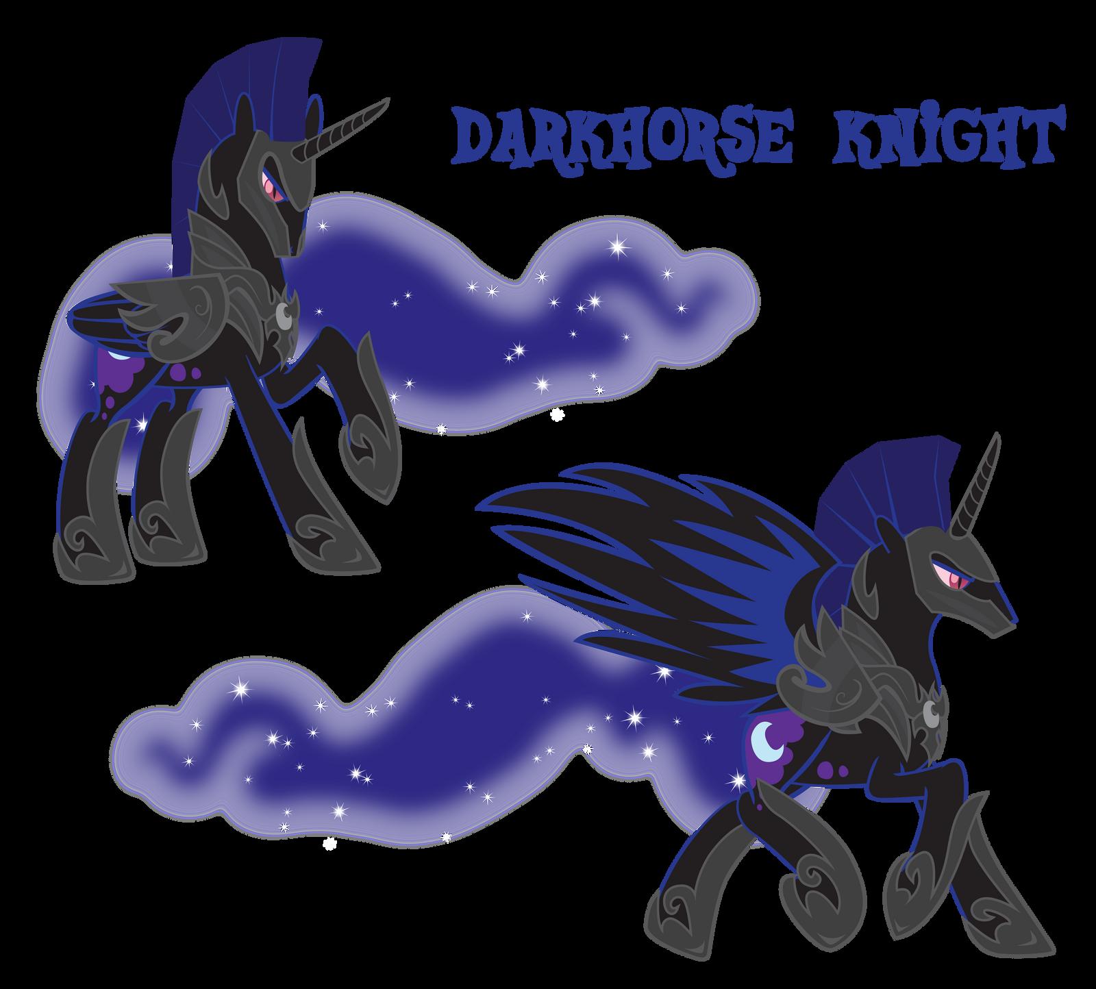 Profile:Darkhorse Knight by Trotsworth on DeviantArt