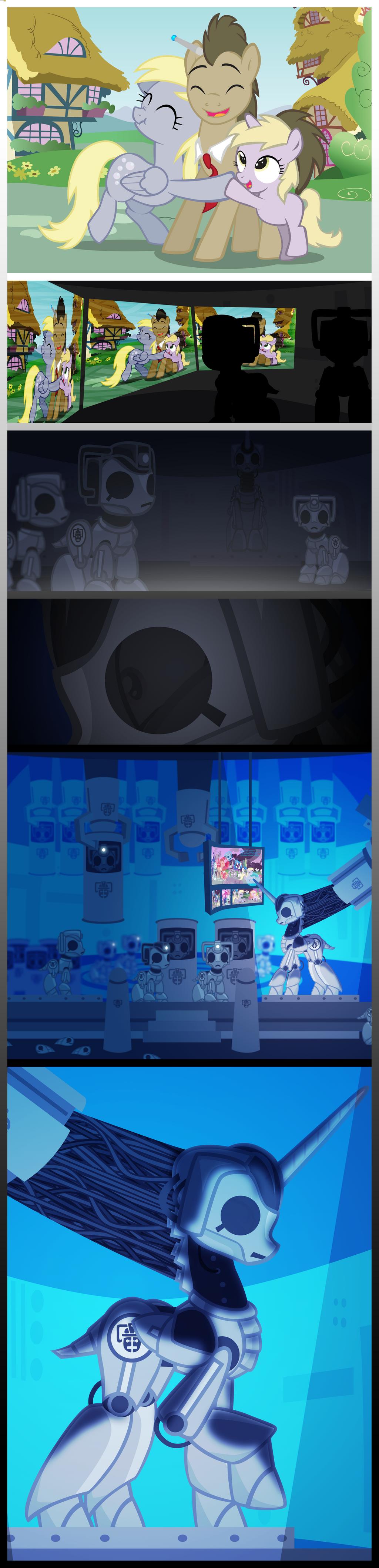 Cyber Control by Trotsworth