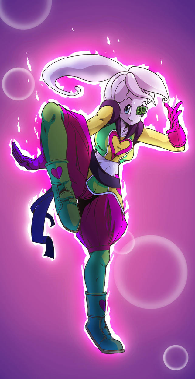 Puddin - Saviour of Time by Trotsworth